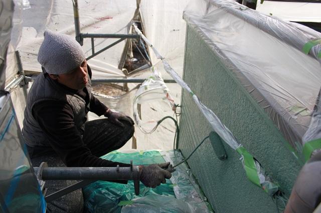 入間市仏子 外壁塗装