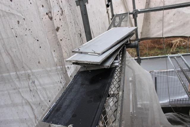 川越市 幕板交換 雨漏れ