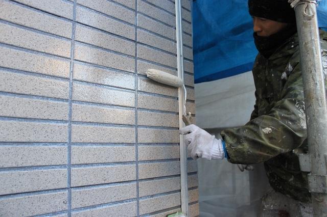 所沢市若狭 外壁塗装 喜多建設