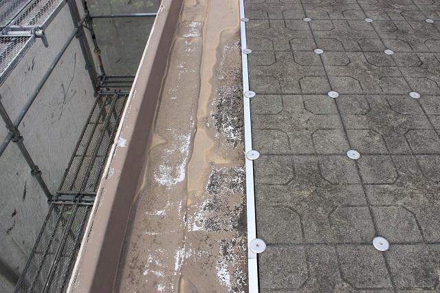 所沢市にて雨漏れでお悩み。原因究明 防水工事で解決してきました。