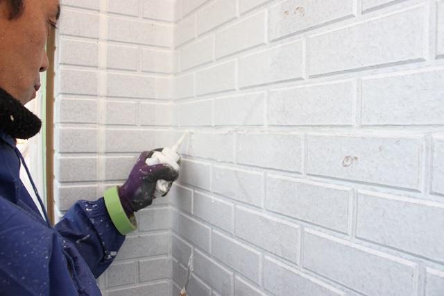 所沢市 外壁補修