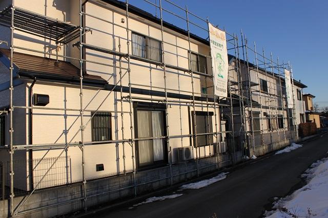 川越市大塚 外壁塗装 喜多建設