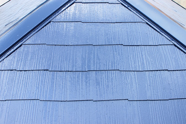 所沢市 屋根塗装