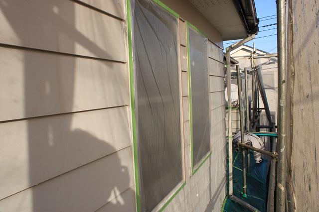 所沢市 外壁塗装 ドイツ張り