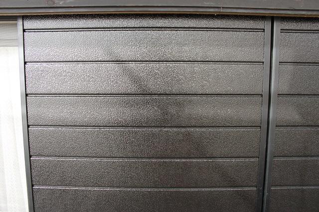 川越市 雨戸塗装後
