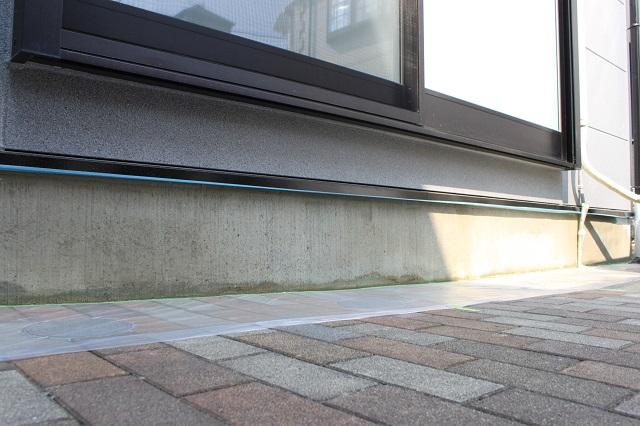所沢市 基礎塗装