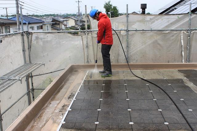 所沢市 雨漏れ 防水工事
