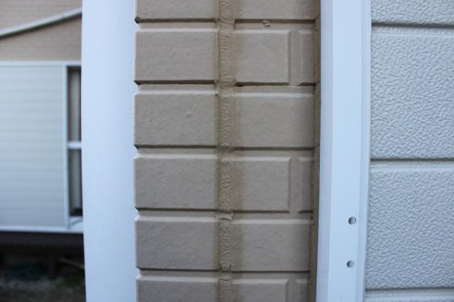 所沢市 外壁塗装前 補修