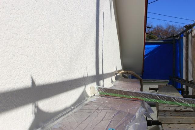 入間市小谷田 外壁塗装