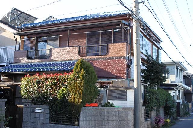 狭山市青柳 外壁塗装