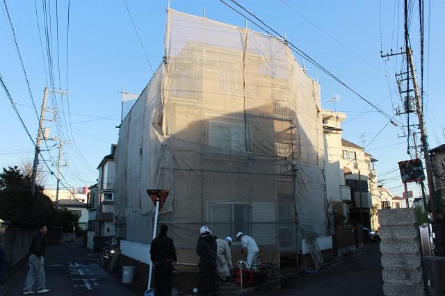 外壁塗装 所沢市 施工前