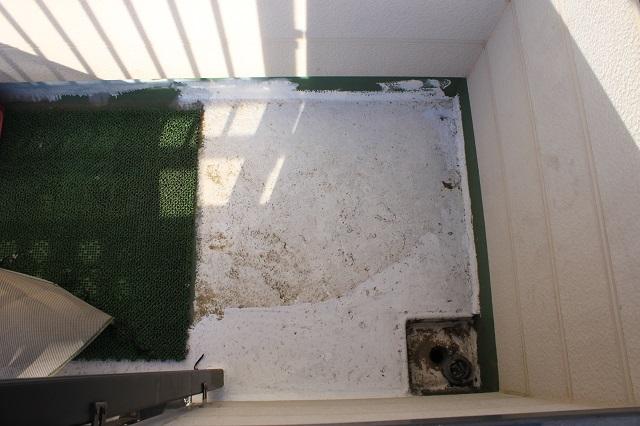 川越市 外壁塗装 防水工事前