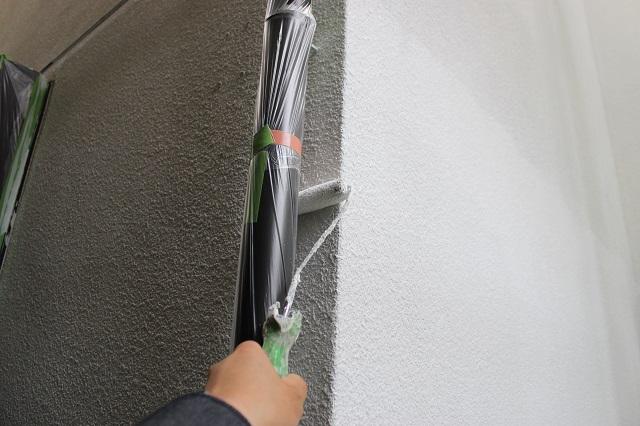 所沢市 外壁塗装 ルミフロンエナメルGT