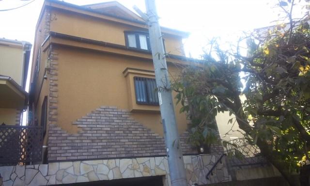 所沢市 外壁塗装 施工前