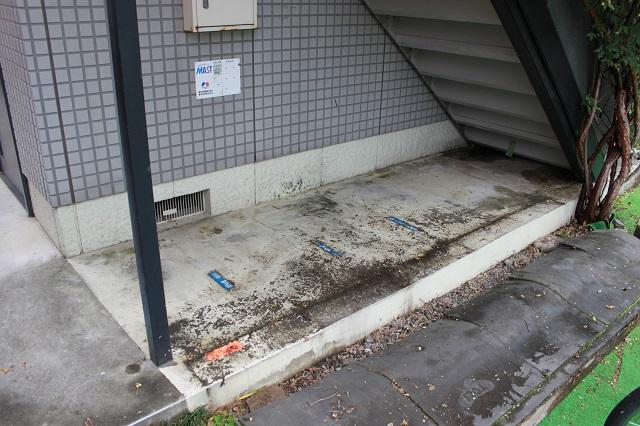 所沢市 床塗装