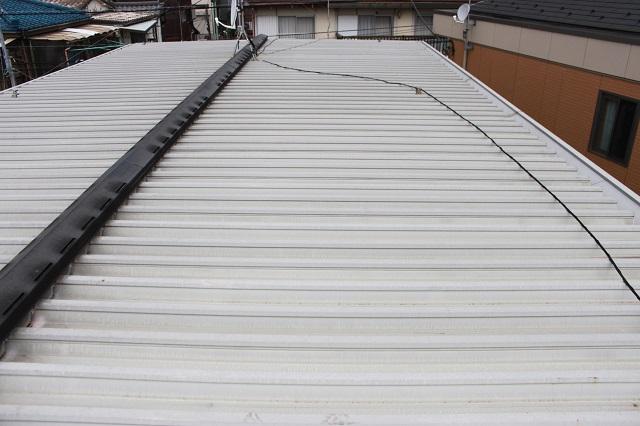 アパート屋根塗装