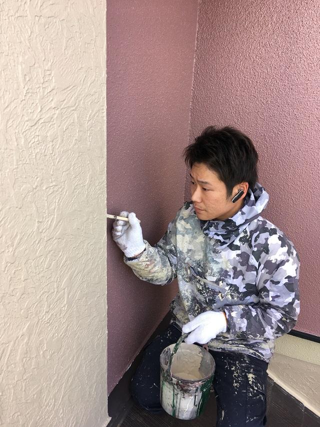 外壁塗装 所沢市