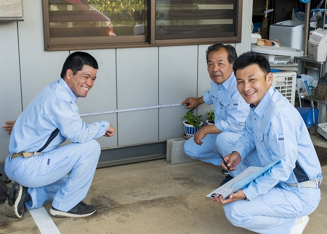 狭山市 外壁塗装 ミーティング