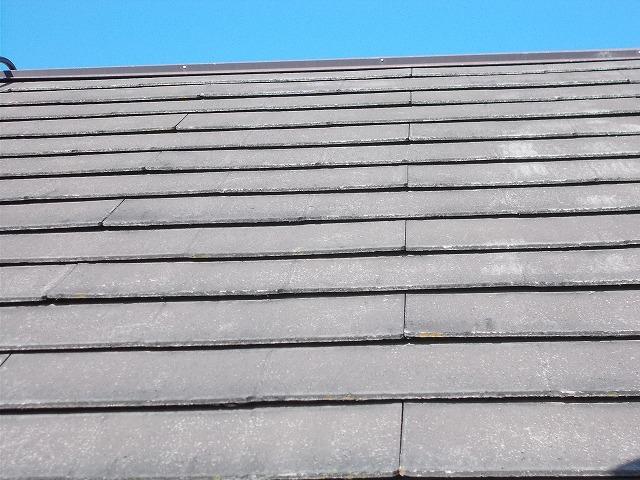 狭山市東三ツ木屋根洗浄前
