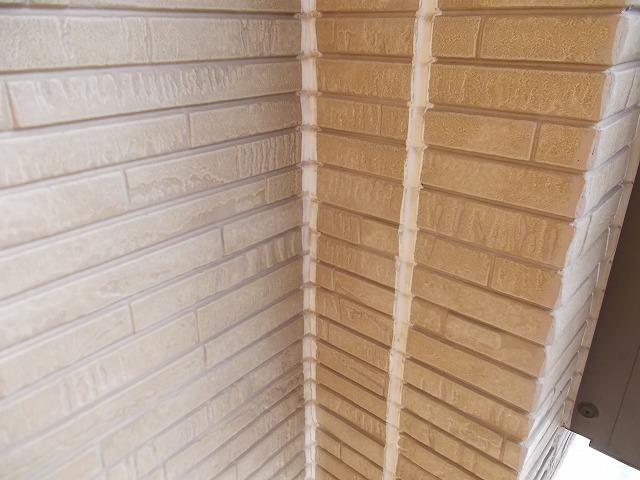 狭山市東三ツ木の外壁洗浄前