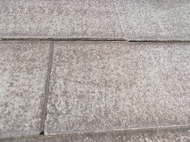 狭山市東三ツ木の屋根材の洗浄後